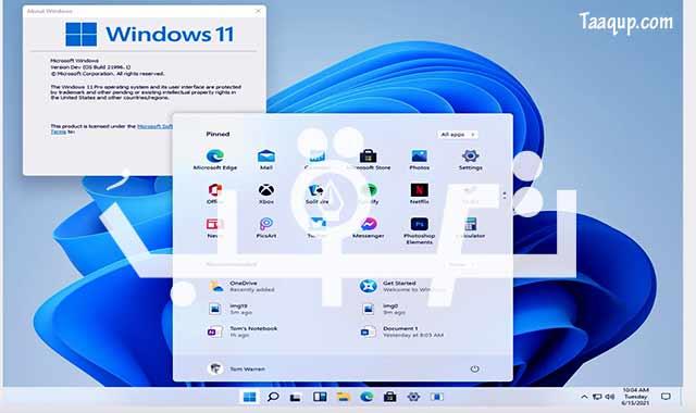 مايكروسوفت تكشّف النقاب عن ويندوز Windows 11